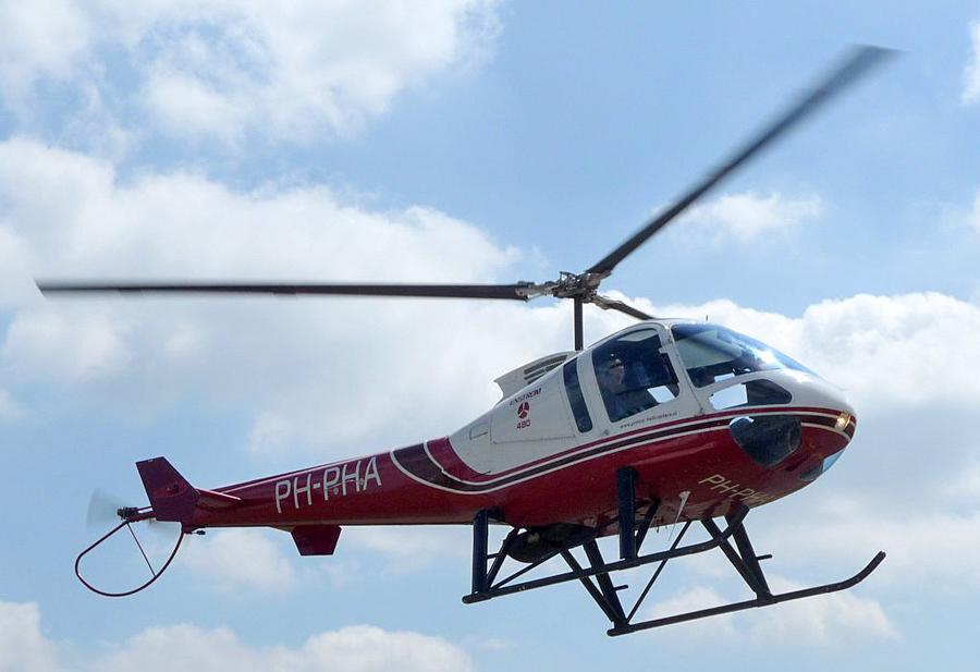 Helikopterles Zierikzee