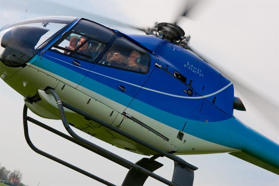 Helikopter Proefles EC120