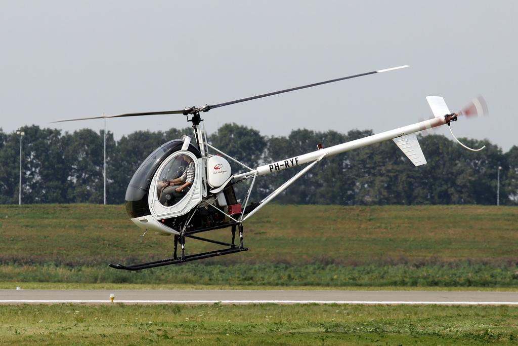 Helikopter Proefles S300